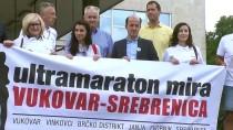 BOSNA HERSEK - Hirvatistan'daki 10. Vukovar-Srebrenitsa Maratonu Baskent Zagreb'den Hareket Etti