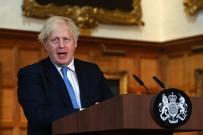 İNGİLTERE - Ingiltere Basbakani Johnson Açiklamasi 'Maske Zorunlulugu Kalkacak'
