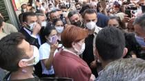 MİLYAR DOLAR - IYI Parti Genel Baskani Aksener Malatya'da Esnaf Ziyareti Gerçeklestirdi Açiklamasi