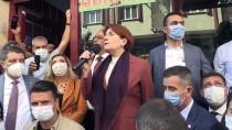 PROPAGANDA - IYI Parti Genel Baskani Aksener, Malatya'nin Dogansehir Ve Akçadag Ilçelerinde Esnafi Ziyaret Etti Açiklamasi