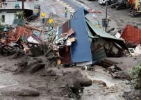 JAPONYA - Japonya'da Sel Ve Heyelan Felaketinin Bilançosu Artiyor