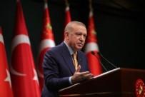 RECEP TAYYİP ERDOĞAN - Kabine Toplantısı başladı!