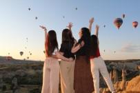 GÖREME - Kapadokya'da Müze Ve Ören Yerlerini Haziran Ayinda 150 Bin 282 Turist Ziyaret Etti