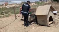 KAÇAK - Köpek Kulübesinin Altindaki Kaçak Akaryakit Dedektörle Bulundu