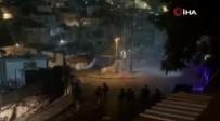 PROTESTO - Kudüs'te Israil Güçleri Filistinlilere Saldirdi
