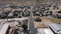 KANALİZASYON - Mehmet Akif Ersoy Mahallesinde Sicak Asfalt Çalismalari Tamamlandi