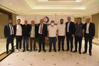 HASSASIYET - Sadikoglu, Istanbul'da Malatyali Is Insanlariyla Bir Araya Geldi