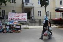 ESNAF - Sinop'ta Pazara Gelenler Için Randevusuz Asi Merkezi Kuruldu