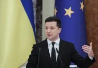 MİLYAR DOLAR - Ukrayna Devlet Baskani Zelenskiy, 'Bu, Ukrayna Ve Avrupa'ya Karsi Bir Silah'