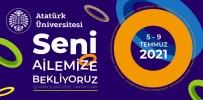 ATATÜRK ÜNIVERSITESI - Atatürk Üniversitesinde Çevrim Içi Üniversite Tanitim Fuari Basladi
