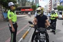 ARAÇ KULLANMAK - Balikesir Polisinden Motosiklet Denetimi