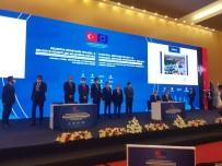 MURAT KURUM - Baskan Büyükkiliç Ankara'da 288 Milyon TL'lik Imzayi Atti