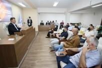 MECLİS - Baskan Soykan, Müteahhitlerle Toplantida Bir Araya Geldi