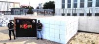 KAÇAK - Bursa'da Kaçak Makaron Operasyonu Açiklamasi 9 Milyon 400 Bin Adet Ele Geçirildi