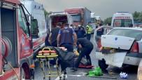CUMHURIYET - Bursa'da Kafa Kafaya Facia Açiklamasi 4 Ölü 3 Yarali