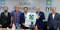 SÜPER LIG - Bursaspor'a IYI Parti'den 100 Kombine Sözü