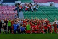 BERABERLIK - Diyarbakirspor'da Yari Final Heyecani