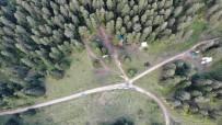 SURİYE - Down Sendromlu Genç Kiz 'Anne' Diye Bagirdiktan Sonra Ormanlik Alanda Kayboldu