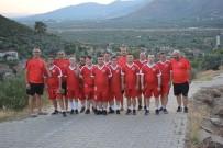 AVRUPA - Down Sendromlular Futsal Milli Takimi Kampa Girdi