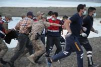 HAYVAN - Elazig'da Kahreden Haber Açiklamasi Suda Kaybolan 2'Nci Arkadasin Da Cansiz Bedenine Ulasildi