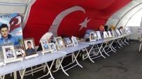 TERÖR ÖRGÜTÜ - Evlat Nöbetindeki Aileler, Evlatlarini PKK'dan Almakta Kararli