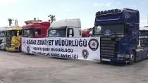 MERMİ - GÜNCELLEME - Adana Merkezli 12 Ilde 'Change' Tir Operasyonu Açiklamasi 34 Gözalti