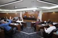 MECLİS - Hacilar Belediyesi Temmuz  Ayi Meclis Toplantisi Yapildi