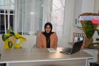 MÜHENDISLIK - Hakkari'nin Ilk Kadin Harita Mühendisi Ofisini Açti