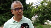 AZERBAYCAN - Hazar Denizi'nde Patlama Meydana Gelen Çamur Volkaninin Türkiye'deki Etkisi
