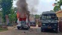 MÜSLÜMAN - Hindistan'da Bir Müslümanin Gözaltinda Ölümü Sonrasi Halk Sokaklara Döküldü