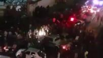 PROTESTO - Iran'da Elektrik Kesintileri Protesto Edildi