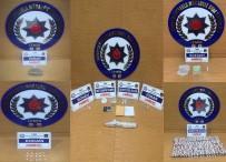 NARKOTIK - Izmir'de Uyusturucu Operasyonlari Açiklamasi 11 Tutuklama