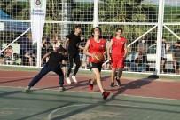 BASKETBOL - Izmirli Basketbolcular Gaziemir'de Ter Döktü