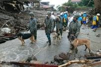 JAPONYA - Japonya'daki Sel Ve Heyelan Felaketinde Ölü Sayisi 4'E Yükseldi