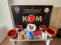 KAÇAK - Kahramanmaras'ta Nargile Tütünü Operasyonu