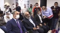 RECEP SOYTÜRK - Kilis'te, Suriye'nin Azez Kentinde Temeli Atilacak Bin 400 Konutluk Umut Sehri'nin Protokolü Imzalandi