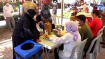 SU  - Kilis'te Vatandaslar Türkçe Ve Arapça Anonslarla Kovid-19 Asisi Olmaya Davet Ediliyor