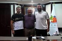 ALLAH - Kirkpinar Yolcusu Güresçiler, Baskan Yardimcisi Gül Ile Bir Araya Geldi