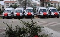 MILLETVEKILI - Kirsehir'e 5 Yeni Ambulans