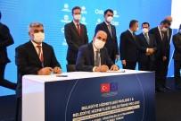 MURAT KURUM - Konya Büyüksehir'e Altyapi Için 155 Milyon Lira Destegi