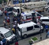 POLİS EKİPLERİ - Küçükçekmece Feci Kaza