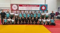 BELEDİYESPOR - Manisa Büyüksehir'in 5 Judocusu Ümit Milli Takima Seçildi