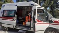 POLİS EKİPLERİ - Osmancik'ta Motosikletler Çarpisti Açiklamasi 2 Yarali