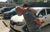 NARKOTIK - Otlarin Arasina Sakladigi Uyusturucu Ele Geçinde Gözaltina Alindi