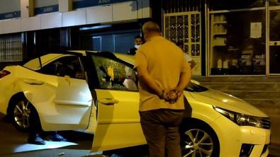 (Özel) Arnavutköy'de Bir Otomobili Kursunlayip Kaçtilar