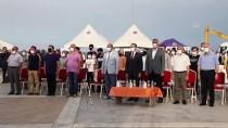 KORONAVİRÜS - Samsun'da Atakum Egitim Senligi Basladi