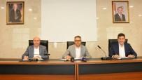 SELÇUK ÜNIVERSITESI - Selçuk Üniversitesi Akademik Tecrübesini SOBE Vakfi Ile Paylasacak