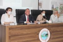 FOSİL - Sinop Belediyesi'ne Yeni Araç Ve Ekipmanlar Aliniyor