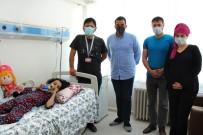 ÖLÜM RİSKİ - Skolyoz Hastasi Elanur Sifayi Sivas'ta Buldu