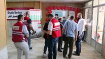 TERÖR ÖRGÜTÜ - Türkiye'nin Destegiyle Terörden Arindirilan Rasulayn Ilçesinde Ilk Diyaliz Merkezi Açildi